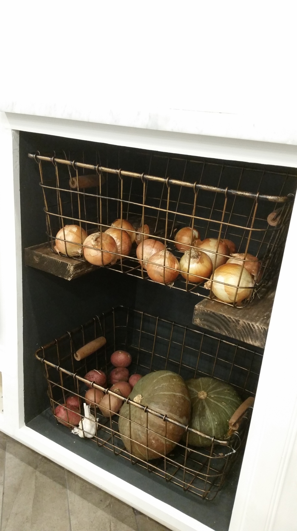 Produce Storage Basket